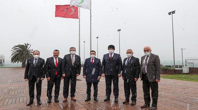 Afyonkarahisar ekibi İstanbul'da!..