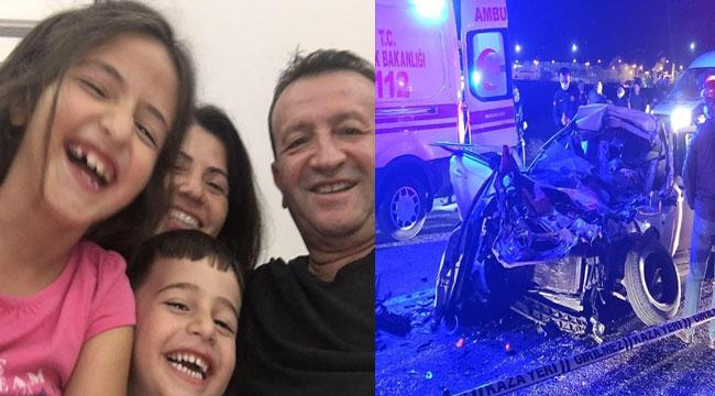 Ağır yaralı çocuklardan birisi hayatını kaybetti