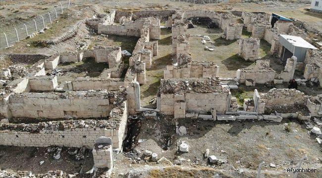 Amorium Hisar Antik Kenti, Afyon Emirdağ