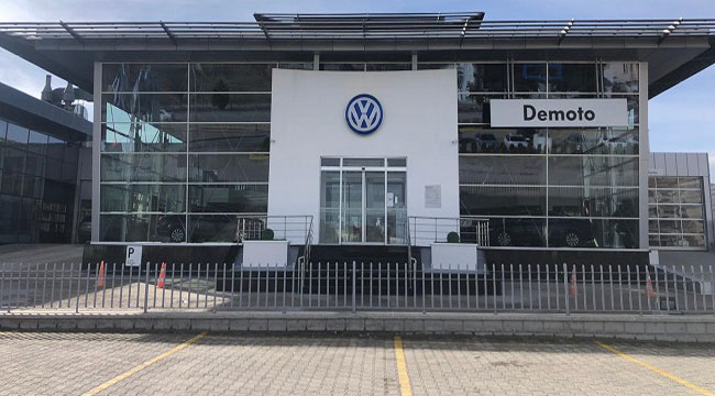 Yeni Volkswagen Tiguan Demoto Afyon Showroom'da