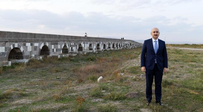 Bakanlıktan açıklama: Bolvadin Kırkgöz Köprüsü restore ediliyor!.. | Foto Galeri