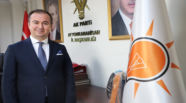 Başkan Uluçay'dan Regaip Kandili mesajı