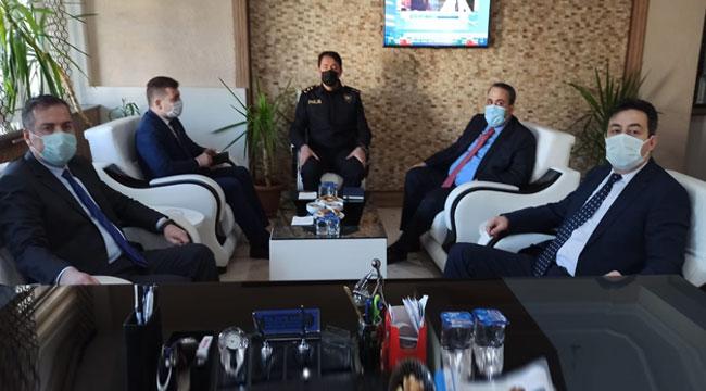 Dinar'da Narkotik Suçlarla Mücadele Büro Amirliği kuruldu