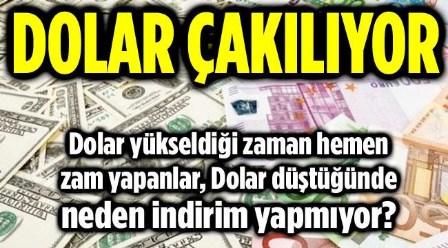 Dolar ve Euro'da düşüş devam ediyor!..