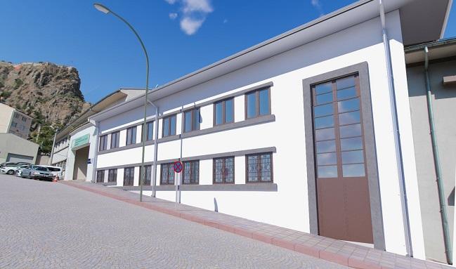 Eski Güreş Eğitim binası Genç Ofis olacak!.. Peki Genç Ofis nedir?..