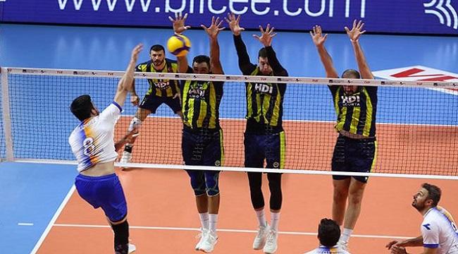 Fenerbahçe:3 Afyon Belediye Yüntaş:0