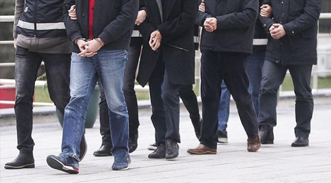 Gözaltına alınan 4 yabancı uyruklu zanlı tutuklandı