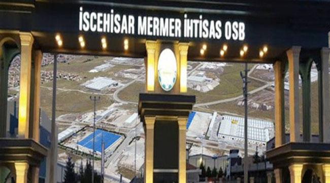 İscehisar Mermer İhtisas OSB'den yatırımcıya arazi!..