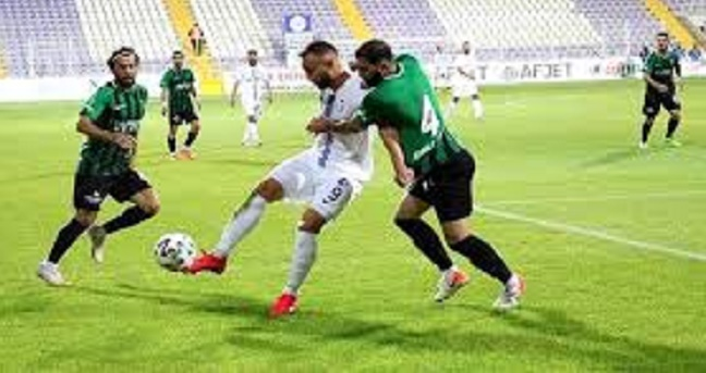 Kocaelispor - Afjet Afyonspor maçı ertelendi