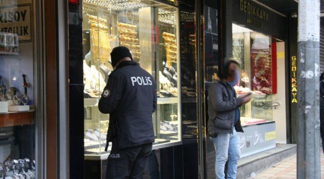 Kuyumcu hırsızları tekrar Afyon'a gelince yakalandı!..