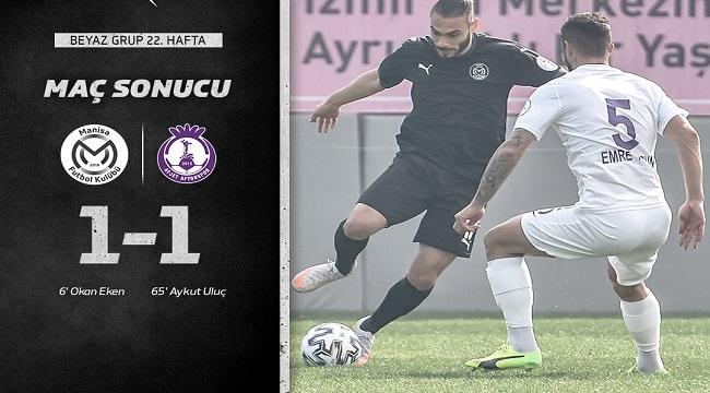 Manisa FK:1 Afjet Afyonspor:1