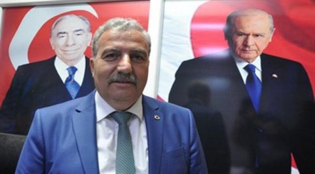 Mehmet Kocacan: Tek adayımız, bilge liderimiz Devlet Bahçeli