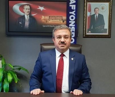 Milletvekili İbrahim Yurdunuseven'in Regaip Kandili mesajı
