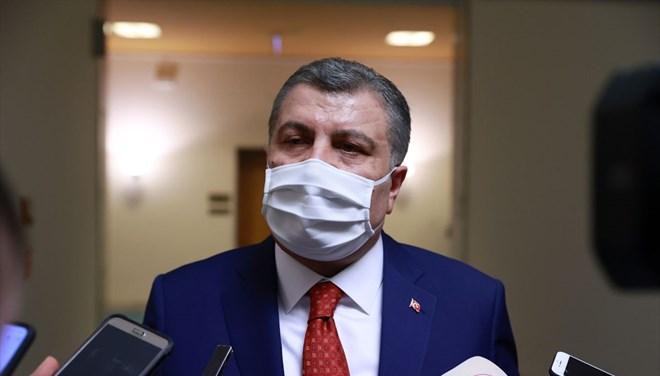 Sağlık Bakanı özür diledi