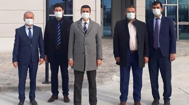 Sağlık Müdürü, Sinanpaşa Devlet Hastanesinin talepleri dinledi