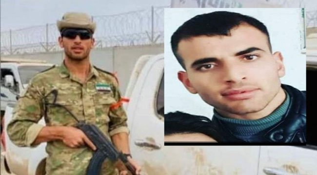 Şuhutlu Uzman Çavuş, Suriye'de çatışmada yaralandı