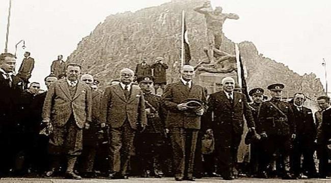 Utku Anıtı iddiası: Gözler CHP'de!..