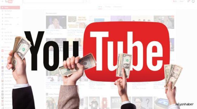 Youtube üzerinden para kazanmak