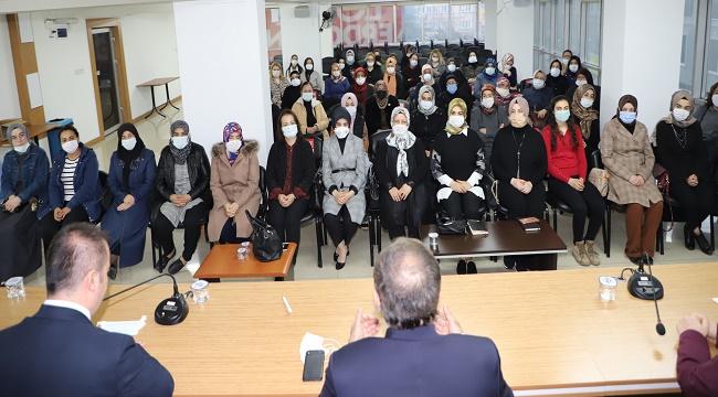 Afyon AK Partili kadınlar toplandı: Maksadımız ilayı kelimetullah