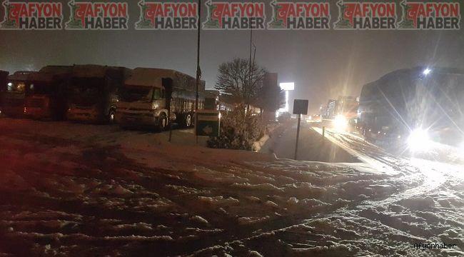 Afyon-Antalya karayolu ulaşıma açıldı
