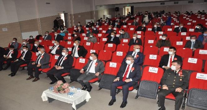 Afyon'da İstiklal Marşı'nın kabulünün 100'üncü yılı kutlandı