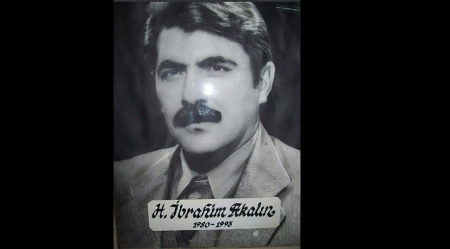 Afyon Lisesi eski Müdürü Halil İbrahim Akalın vefat etti