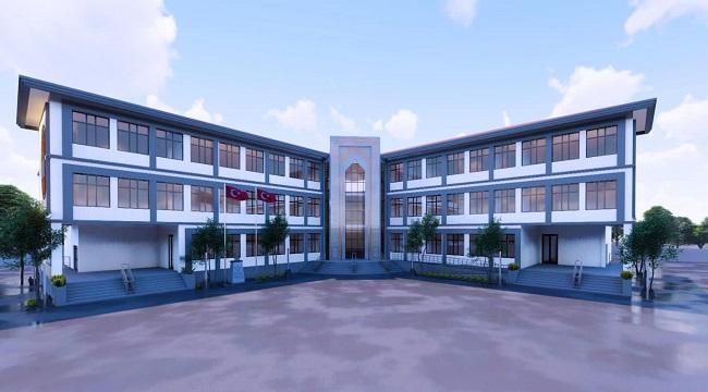 Afyon Spor Lisesi'nin yeni binası Kocatepe Spor Kompleksine yapılacak