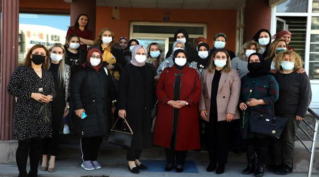 Afyonkarahisar Belediyesi, Kadınlar Günü'nü dolu dolu kutladı