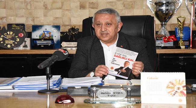 Afyonkarahisar Belediyesi, pandemide nefes oldu!..