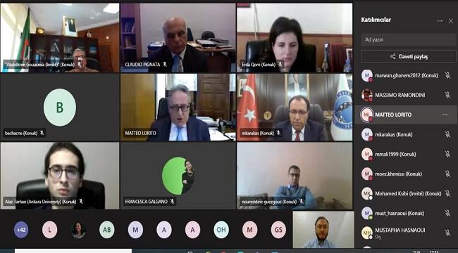 AKÜ, Akdeniz ve Orta Doğu Üniversiteleri iş birliği ağına katılıyor