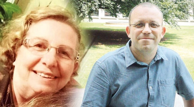 Anne ve oğul, 8 saat arayla koronavirüsten vefat etti