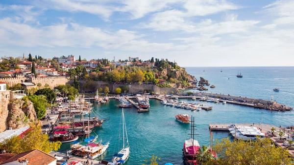 Antalya'da Görmeniz Gereken Yerler