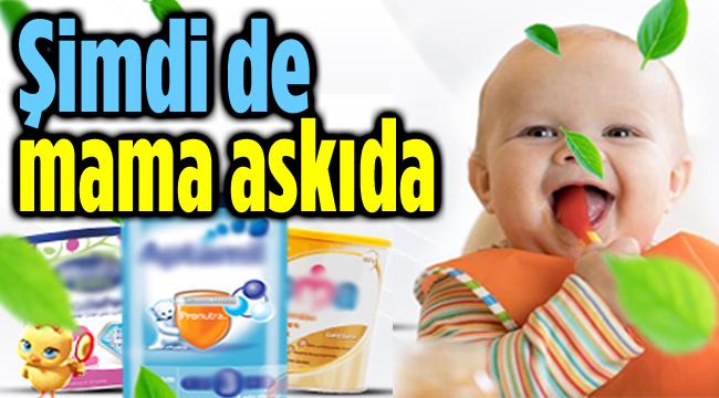 Askıda mama kampanyası!..