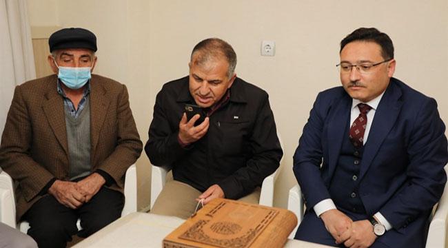 Bakan Soylu, Afyonlu şehit babası ile telefonda görüştü