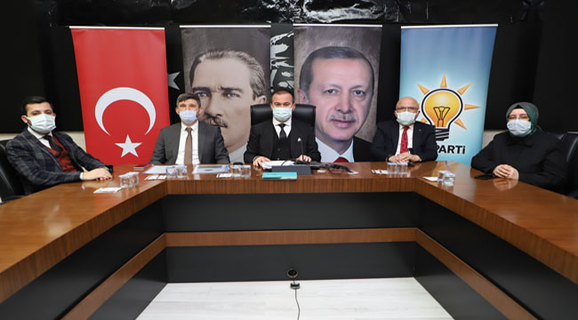 Cumhurbaşkanı Erdoğan: Afyonkarahisar bizim göz bebeğimizdir