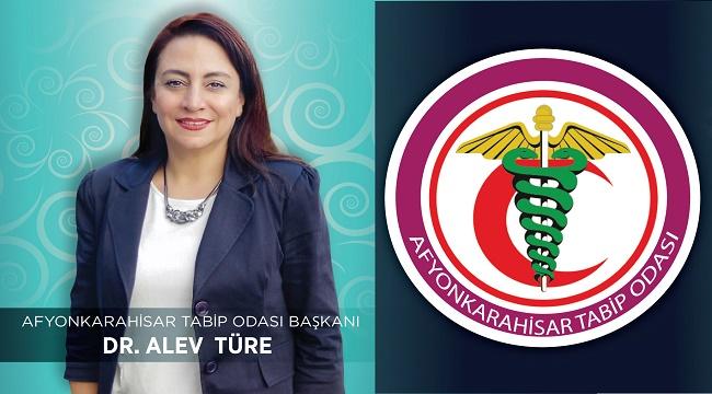 Dr. Alev Türe'nin Kadınlar Günü mesajı