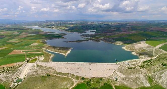 Düzağaç Akdeğirmen Barajı boşaldı, tehlike kapıda!..