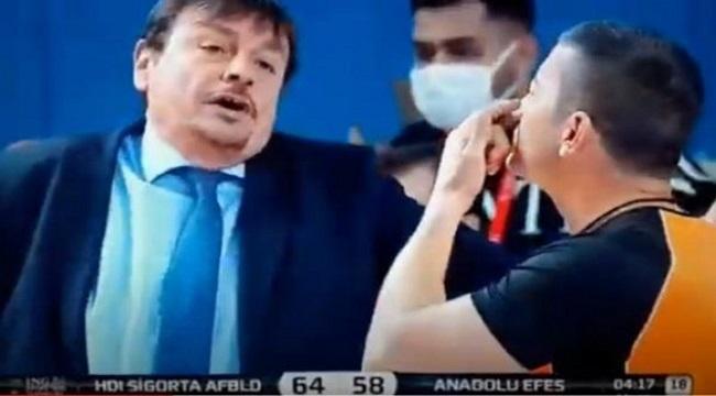 Ergin Ataman diskalifiye oldu!..