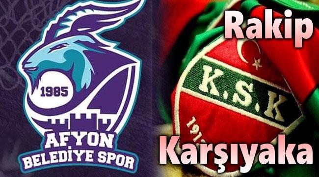 HDI Sigorta Afyon Belediyespor - Pınar Karşıyaka maçı bugün!..