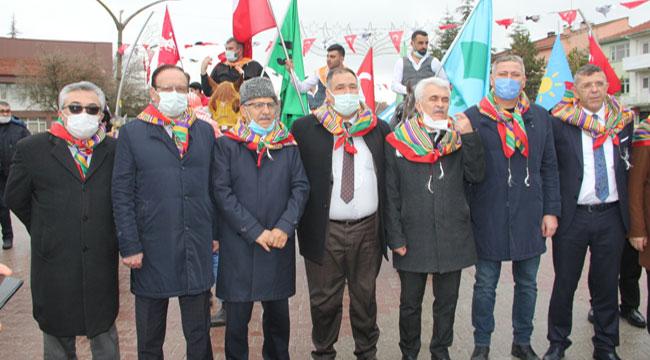 İYİ Parti, büyük Türk bayramı Nevruzunu kutladı