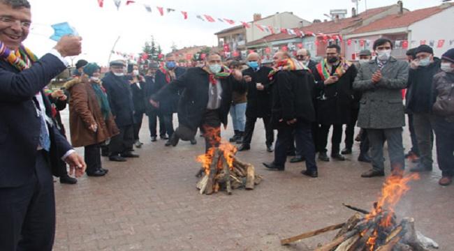 İYİ Partililer Nevruz'u Dumlupınar'da kutladı