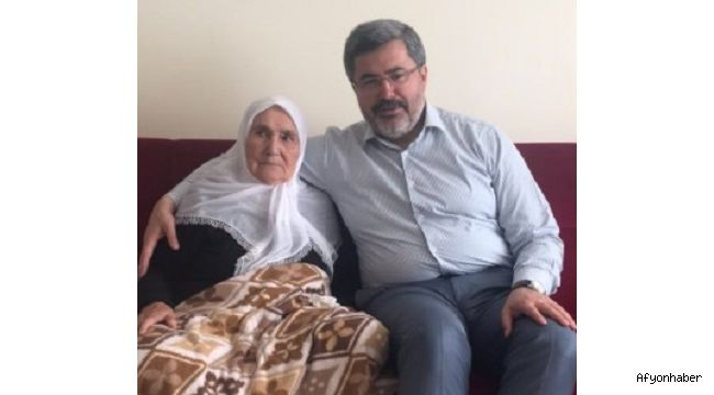 Milletvekili Ali Özkaya'nın acı günü