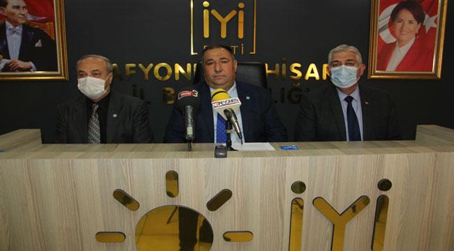 Muhammet Mısırlıoğlu: Esnafımıza hibe desteği verilmeli
