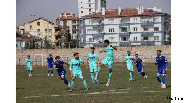 Niğde Anadolu FK:2 Afjet Afyonspor:2
