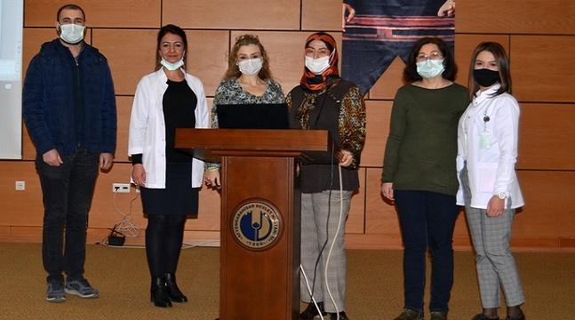 Salgın sürecinde Afyon'daki sağlık kurumlarının durumu değerlendirildi