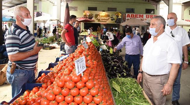 Semt pazarlarında kontrollü normalleşme