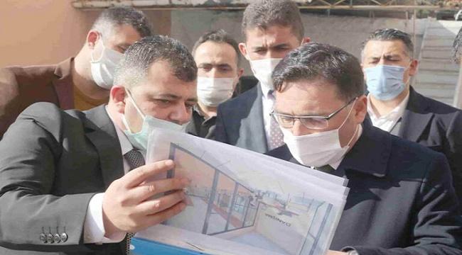 Serkan Koyuncu: Emirdağ'da 2021 yılında vizyon projeler hayata geçecek