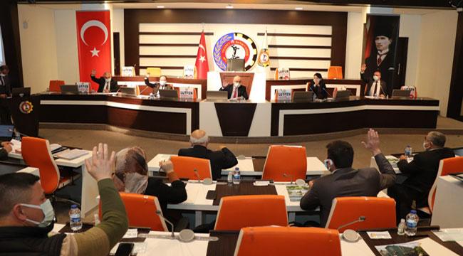 Sinanpaşa OSB'nin yönetimi belirlendi