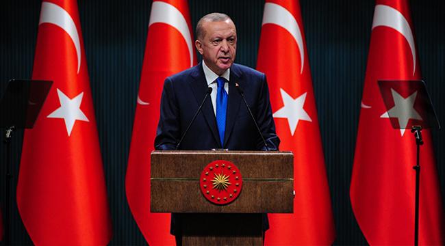 Son dakika... Cumhurbaşkanı Erdoğan'dan önemli açıklamalar!..
