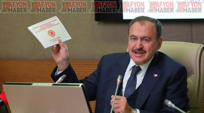 Veysel Eroğlu'na Meclis'te yeni görev